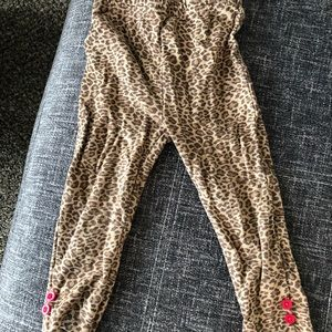 Carters Cheetah leggings